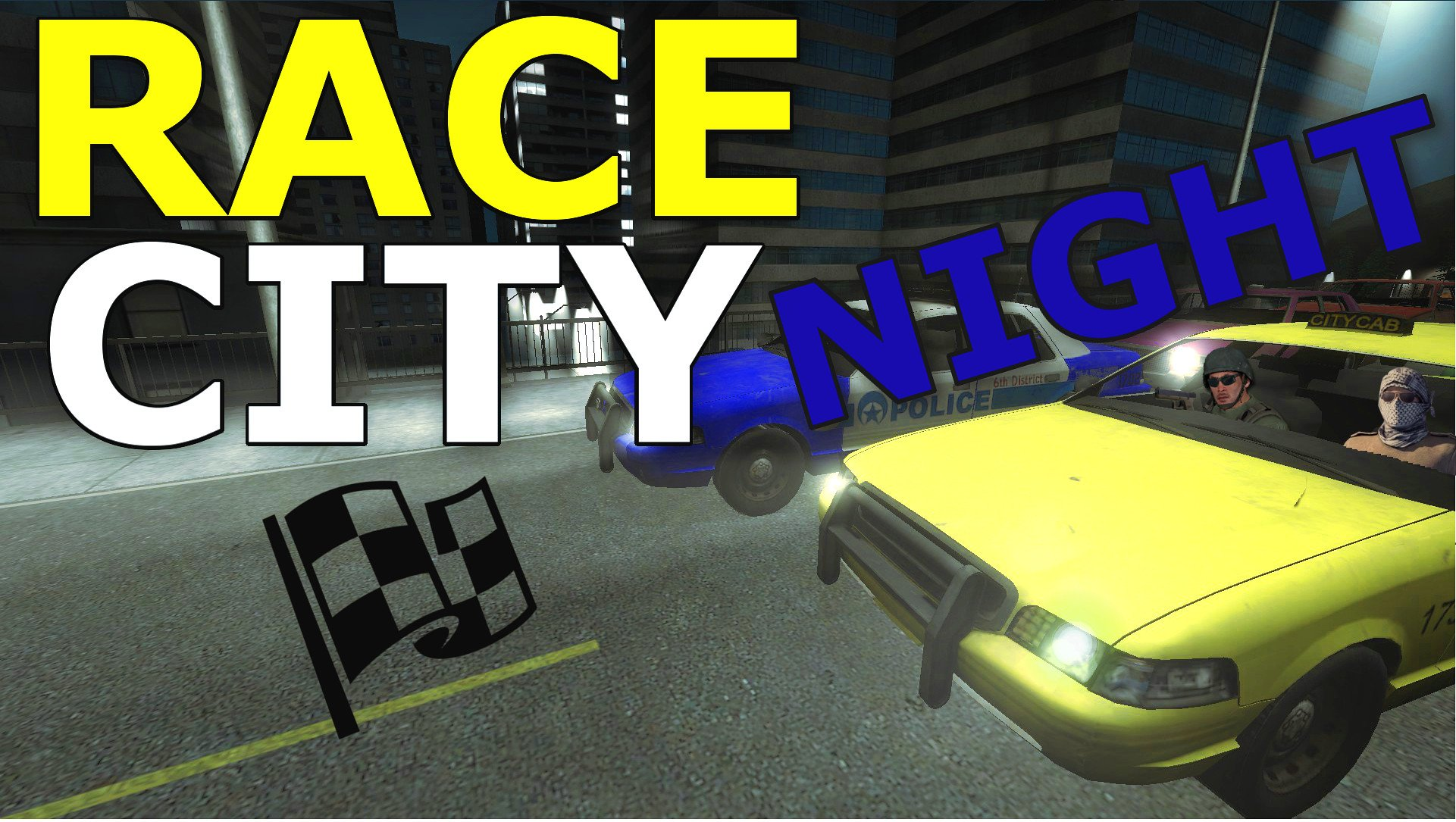 race_city_night
