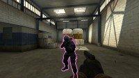[CS:GO][Jailbreak]Подсветка заключенных / SkylerGlow