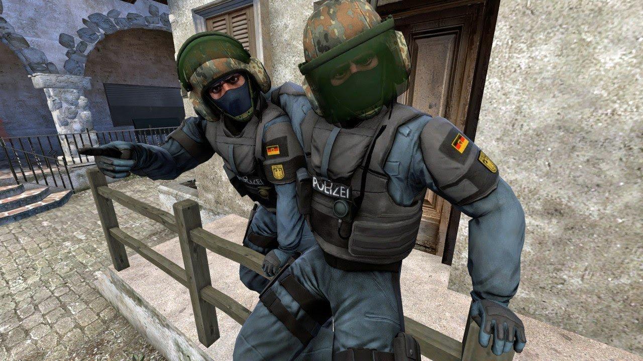 [CS:GO/CS:S] Спрятать союзников /  Hide teammates