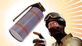 [CS:GO]Удаление лимита скорости гранаты / Grenade Projectile Velocity Unlocker