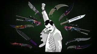 [CS:GO/CS:S] Отключение звука ножа / Mutes friendly knife sound