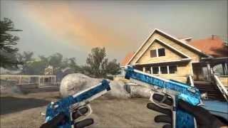 [CS:GO]Deathmatch с убийством с одного выстрела / One in the Chamber