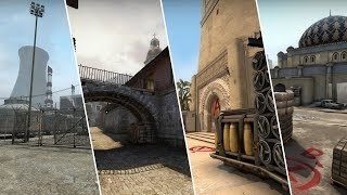[CS:GO]Определение CS:S карты / CSS Map finder