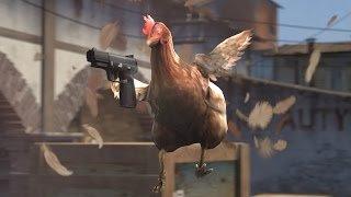[CS:GO] Курица - питомец / Chicken Pet