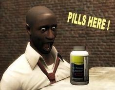 [L4D/L4D2] Выдача таблеток / Pills Here