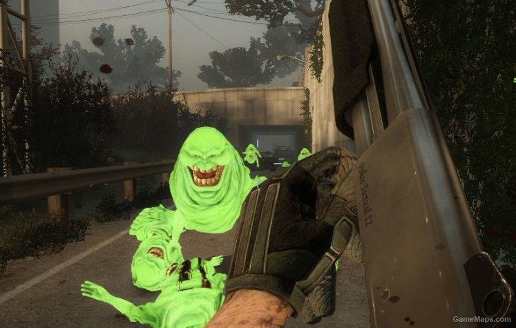 [L4D/L4D2]Бессмертные призраки / Invincible Ghosts - Stops infected ghosts dying from fall dmg or drowning